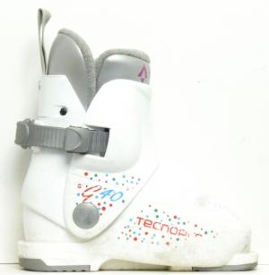 Detské lyžiarky BAZÁR Tecno Pro T01 JR 185