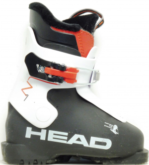 Detské lyžiarky BAZÁR Head Z1 Black/White 165