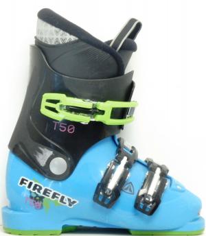 Detské lyžiarky BAZÁR Tecno Pro Firefly T50 210