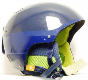 Lyžiarska prilba BAZÁR Head dark blue 55-59
