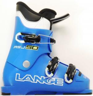 Detské lyžiarky BAZÁR Lange RSJ 50 205