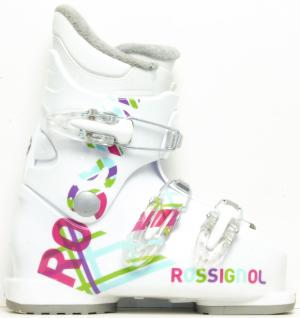 Detské lyžiarky BAZÁR Rossignol Comp J 195