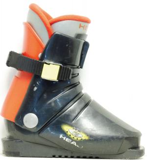 Detské lyžiarky BAZÁR Head RX 6 190