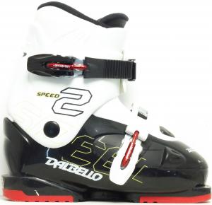 Detské lyžiarky BAZÁR Dalbello Speed 2 225