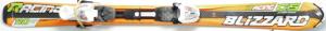 Detské lyže BAZÁR Blizzard Race JR GS orange 110 cm