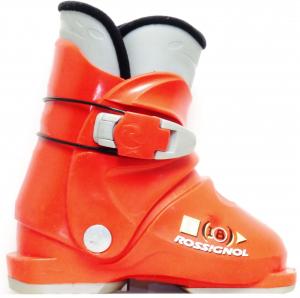 Detské lyžiarky BAZÁR Rossignol 1 Red 175