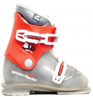 Detské lyžiarky BAZÁR Alpina J2 sport 190