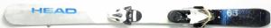 Detské lyže BAZÁR Head Mojo 117 cm
