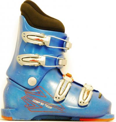 Detské lyžiarky BAZÁR Lange Comp 60 Team 225