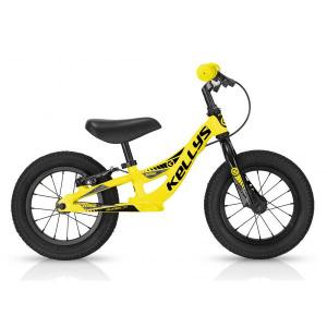 Detské odrážadlo Kellys Kite 12 race yellow brake