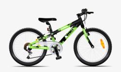 Detské bicykle 20