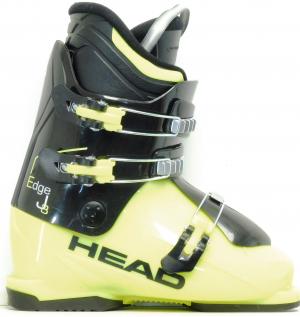 Detské lyžiarky BAZÁR Head Edge J3 yellow black 255 ce600ce3031