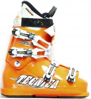 Detské lyžiarky BAZÁR Tecnica Inferno 245