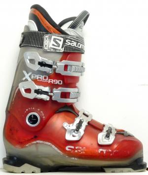 Pánske lyžiarky BAZÁR Salomon X Pro R 90 290 f9c2e4adf02