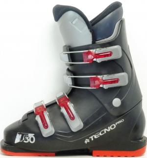 Detské lyžiarky BAZÁR Tecno Pro bk 4 230