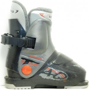 Detské lyžiarky BAZÁR Tecno Pro bk 165
