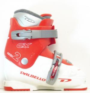 Detské lyžiarky BAZÁR Dalbello CX Equipe 225