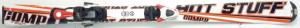 Detské lyže BAZÁR Hot Stuff Comp 8 120cm