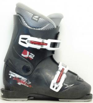 Detské lyžiarky BAZÁR Alpina AJ2 black 205