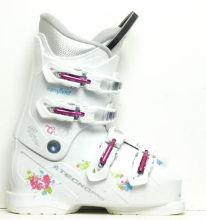 Detské lyžiarky BAZÁR Tecno Pro G 50 Girly 225
