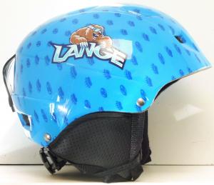 Lyžiarska prilba BAZÁR Lange Team Blue XS/S