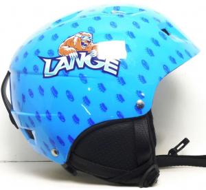 Lyžiarska prilba BAZÁR Lange Team Blue XS