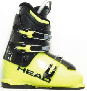 DETSKÉ LYZIARKY BAZÁR Head Edge 3 neon yellow/black 265