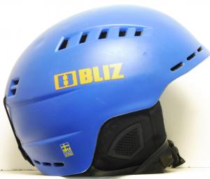 Lyžiarska prilba BAZÁR Bliz Head Cover blue 54-58