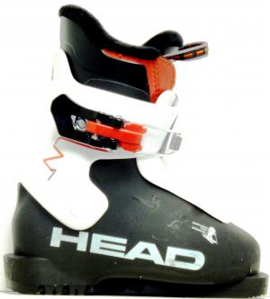 Detské lyžiarky BAZÁR Head Z1 Black/White 175
