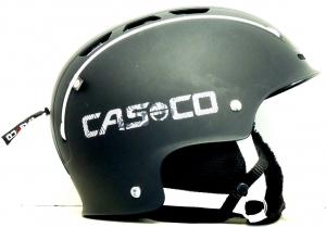 Lyžiarska prilba BAZÁR Casco CX3 bk S-55