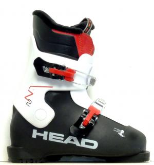 Detské lyžiarky BAZÁR Head Z2 black/white 190