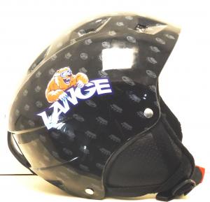 Lyžiarska prilba BAZÁR Lange Team Black M/L