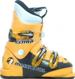 Detské lyžiarky BAZÁR Rossignol Comp J3 orange 205