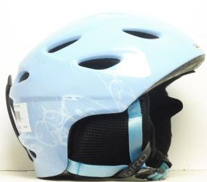 Lyžiarska prilba BAZÁR Giro Light Blue S