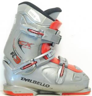 Detské lyžiarky BAZÁR Dalbello CX3 235