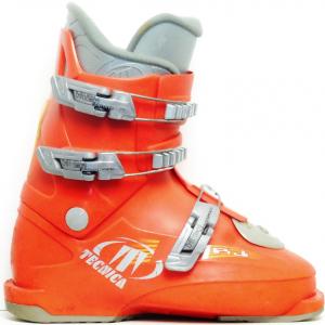 Detské lyžiarky BAZÁR Tecnica JT3 Red 245