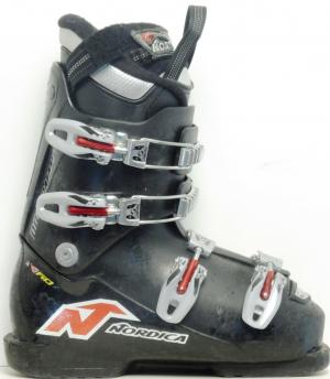 Detské lyžiarky BAZÁR Nordica Dobermann Team 60 235