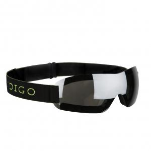 Lyžiarske okuliare Indigo Snake Eyes Black