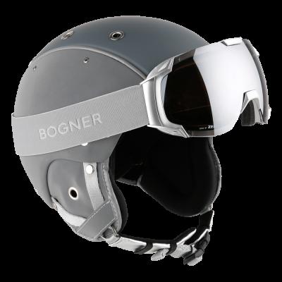 Lyžiarska prilba Bogner Cool Light Grey