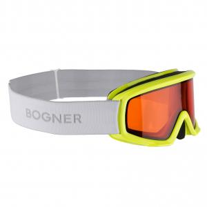 Detské lyžiarske okuliare Bogner Junior Yellow