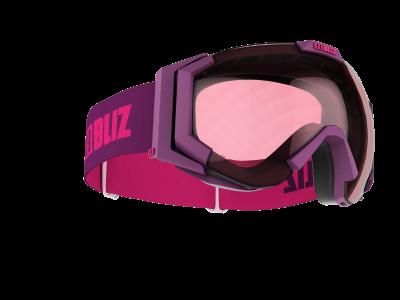 Lyžiarske okuliare Bliz Carver SF magenta/pink