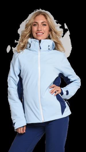 Lyžiarska bunda Obermeyer Mai Jacket Icescape Blue