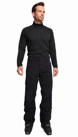 Lyžiarske nohavice Obermeyer Process Pant Black Regular