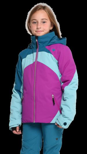 Detská lyžiarska bunda Obermeyer Teen Girls Tabor Jacket Cove