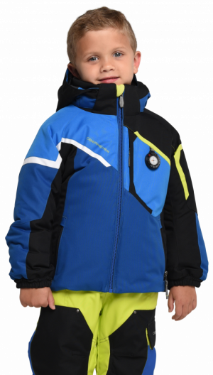 Detská lyžiarska bunda Obermeyer Kids Boys Endeavor Jacket Captain Blue