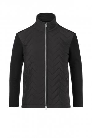 Funkčné oblečenie KJUS Men Linard Midlayer Jacket Black