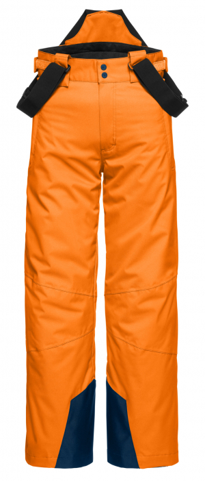 Detské lyžiarske nohavice KJUS Boys Vector Pants Kjus Orange