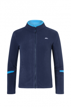 Detské funkčné oblečenie KJUS Boys Charger Midlayer Jacket Atlanta Blue