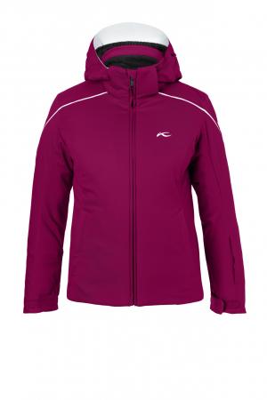 Detská lyžiarska bunda KJUS Girls Formula Jacket Purple Berry