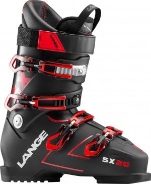 Lyžiarky Lange SX 90 black/red